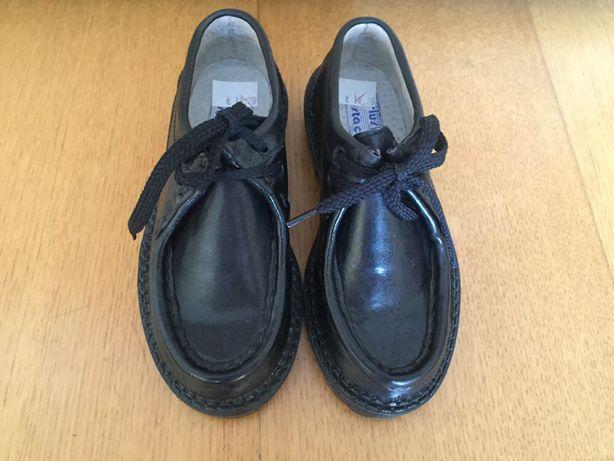 Sapatos criança tipo vela