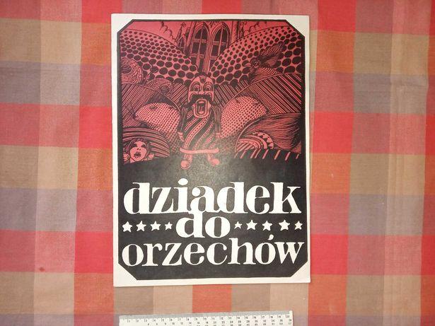 Dziadek do orzechów Balet w Teatrze Wielkim w Warszawie 2 czerwca 1973