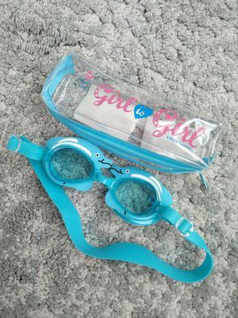 Детские очки для плавания на 3 года