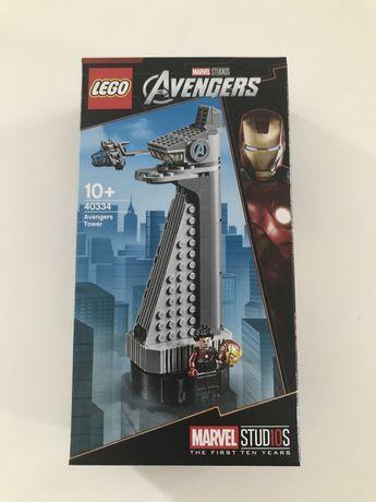 Lego 40334 Wieża Avengers - Limitowana edycja !!