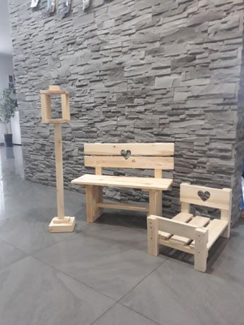Latarnia Latarenka drewniana rekwizyt do sesji