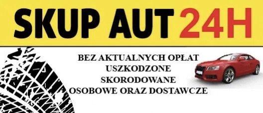 Skup Aut Skorodowane Bez OC Uszkodzone Kasacja Złomowanie Wieluń