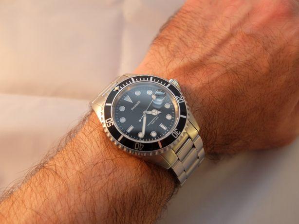 !!! Zegarek Phoibos Professional 300m (homage ROLEX Submariner) !!!