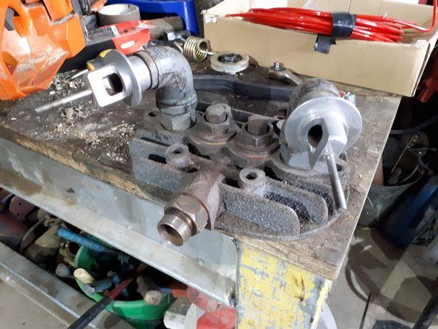 Kompresor sprężarka agregat wan s1p36 dwutlokowa
