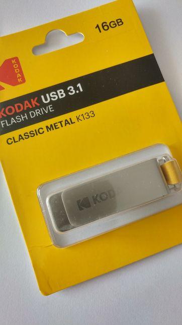 Pendrive USB 3.1 16 GB Kodak Pamięć Metalowy