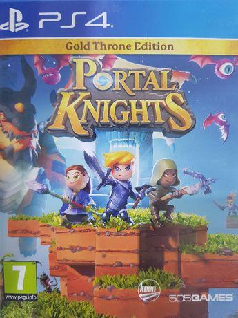 Portal Knights PS4 PlayStation 4 Używana Kraków