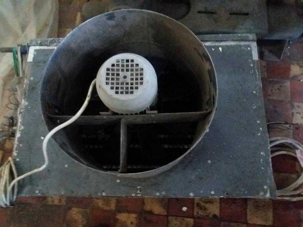 Воздухоохладитель холодильный