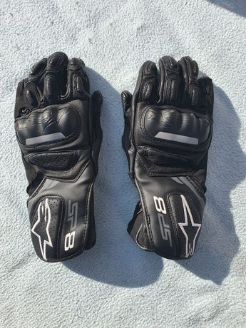 Rękawice damskie Alpinestars Stella SP-8 SP8 V2 Gloves roz. M JAK NOWE