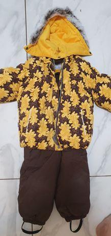 Зимний костюм Lenne 92, 3-4 года
