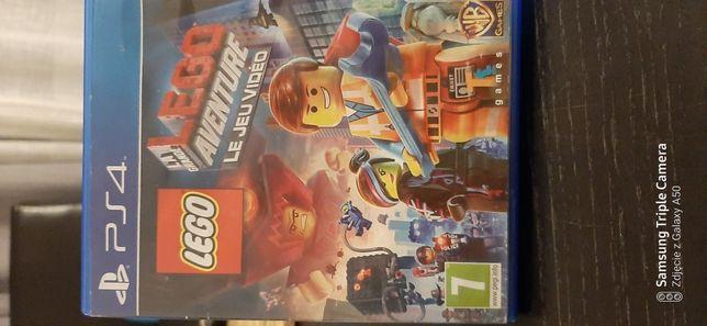 Gra ps4 LEGO aventure