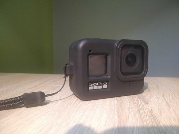 Kamera GoPro 8 Black na gwarancji dużo gratisów