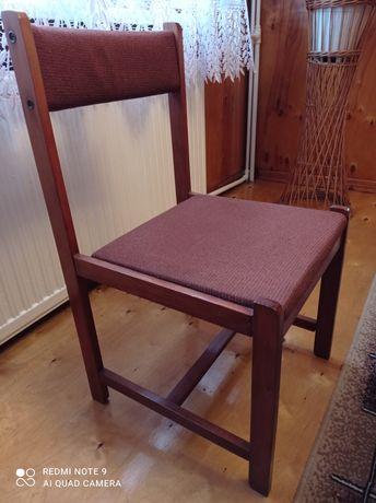 4 Krzesła z okresu Prl