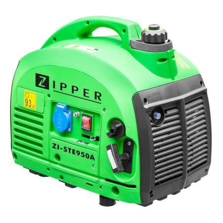 Gerador de corrente eléctrica monofásico ZIPPER motor 1500W barato