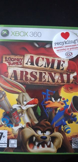 Acme arsenal xbox 360