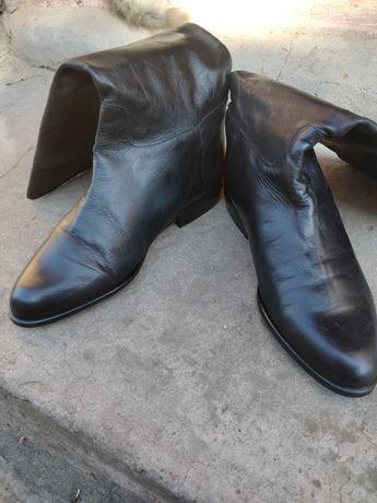 Осінні чоботи на дівчинку
