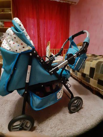 Детская коляска доя кукол, дитяча каляска для ляльок