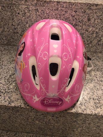Capacete bicicleta criança DISNEY
