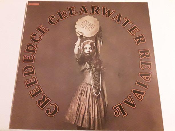 Виниловая пластинка Creedence Clearwater Revival 'Mardi Gras' 1972 г.
