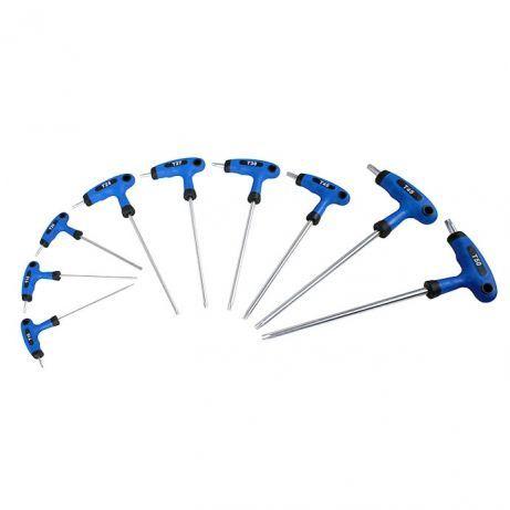 Wkrętaki T-kształtne do śrub typu TORX