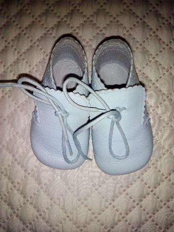 Calçado de bebé