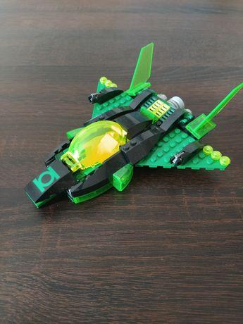 LEGO DC odrzutowiec