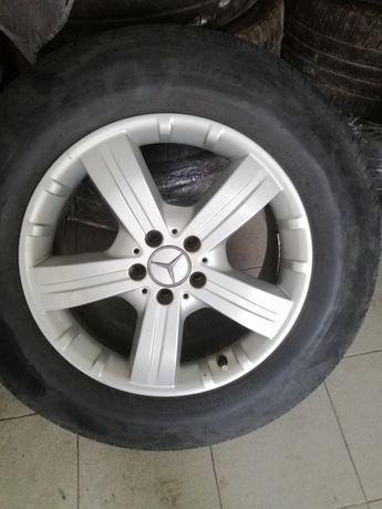 Продам диски колеса з резиною р18. r18. Audi. Mersedes GL. ML. S klas