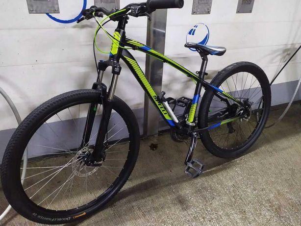 Велосипед Spelli sx6200 (27.5)