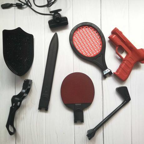 Kamerka oraz zestaw akcesoriów do PlayStation Move