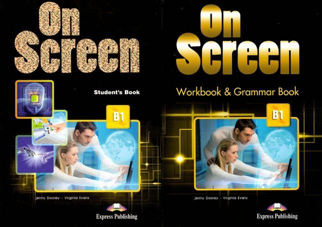 On Screen B1 (Учебник + Тетрадь)