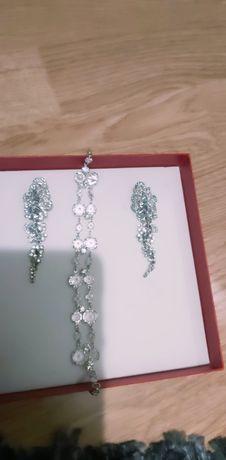 Ślubne biżuteria Nowa