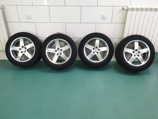 Michelin Pilot Alpin 235/55 r17 + диски 4шт