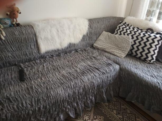Чехол для большого дивана