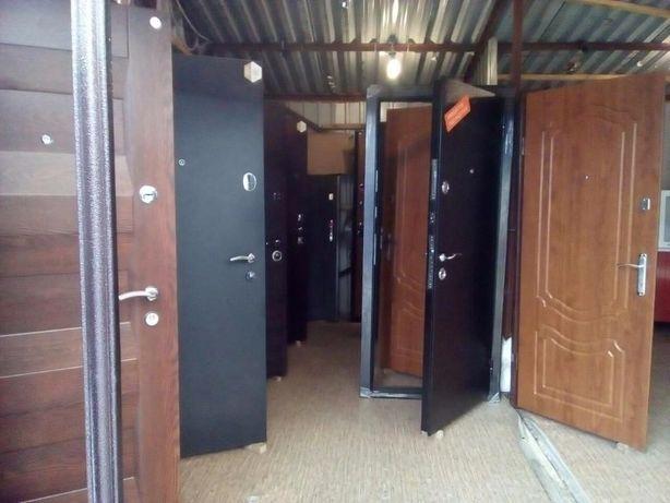 Входные двери в наличии от 4000 руб