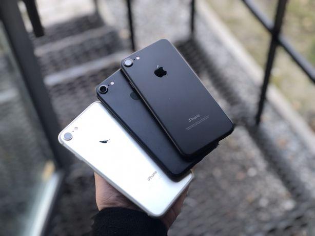 iPhone 7 32/128/256 GB Б/У Оригинал Гарантия купить айфон 7