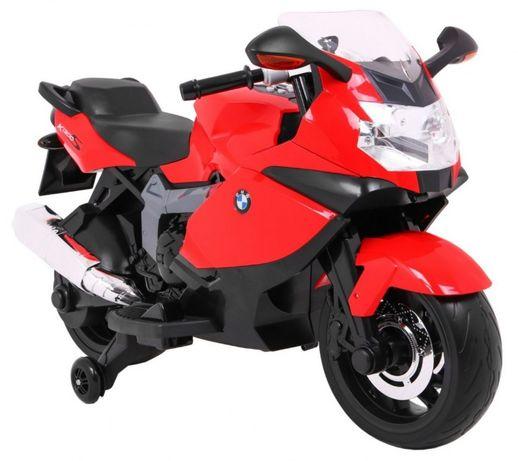 Oryginalny Motor BMW K1300S Czerwony na akumulator