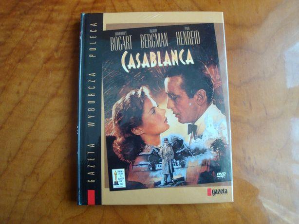 dvd Casablanca nowa /w folii/