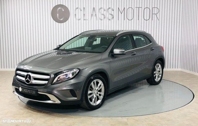 Mercedes-Benz GLA 180 CDi G-MAC Edition