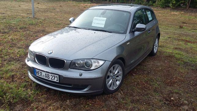BMW e81 seria 1 120D 177Km