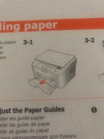 Подам лазерный принтер Xerox WorkCentre PE114e