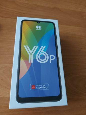 Smartfon Huawei Y6P 3/64GB Czarny