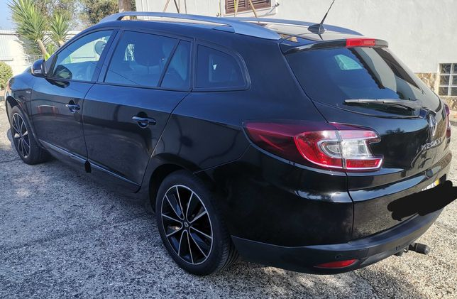Renault Megane 1.5 110cv Bose edition 2012