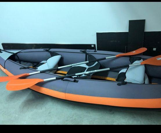 Kayak/ canoa insuflável/caiaque iTIWIT 3 lugares