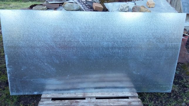 Лист оцинкованный 100>< 201 см 0,8 мм бляха оцинкованна