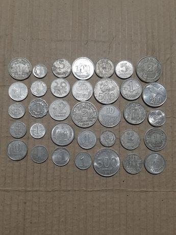 Монеты мира цена за все монеты