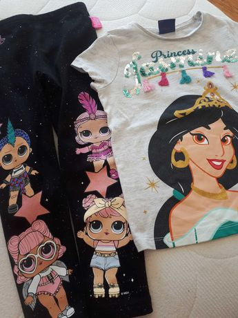 Lol getry bluzeczka Disney 110-116