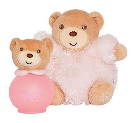 Kaloo Lilirose набор детская туалетная вода и мягкая игрушка