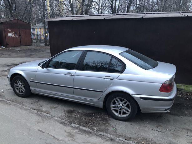 BMW E 46 tdi обмен или продажа
