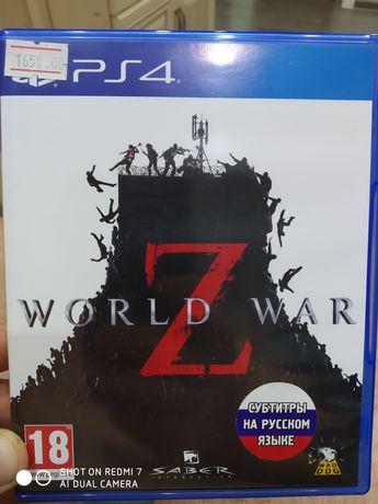 Продам игровые диски для sony PS4