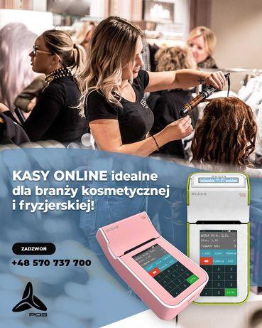 Kasa Fiskalna Elzab K10 Online Wi-fi/GPRS  GRATIS
