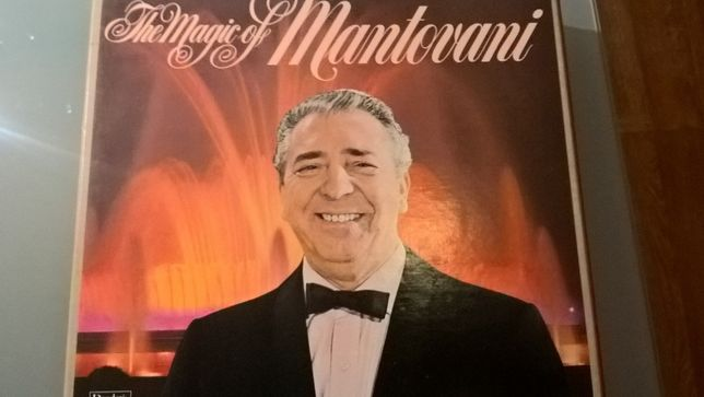 The magic (best of) Mantovani vinyl